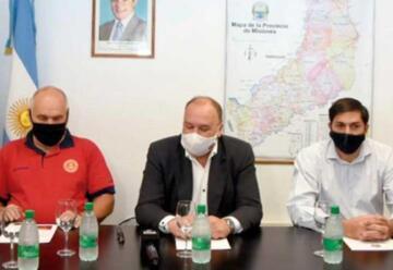 Presentan plan de contingencia contra los incendios forestales