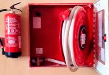 Prueba integrada de sistemas de seguridad contra incendios