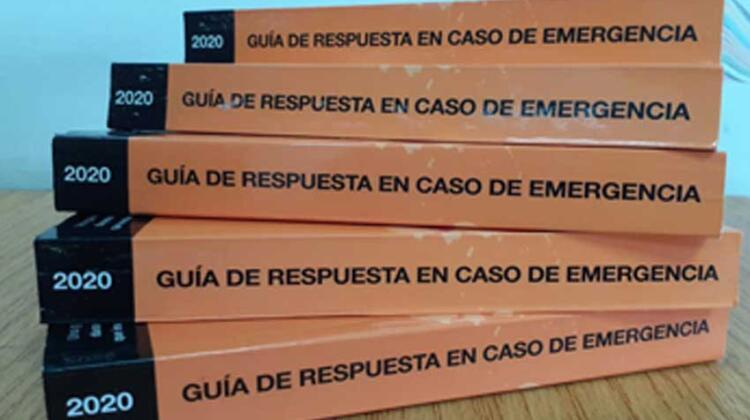 Importante donación de Estados Unidos a Bomberos de Chile