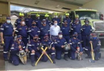 Bomberos de Neiva cumplen 70 años de servicio