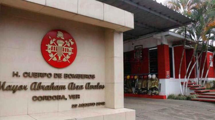 Cumple 93 años de fundación el Cuartel de Bomberos de Córdoba