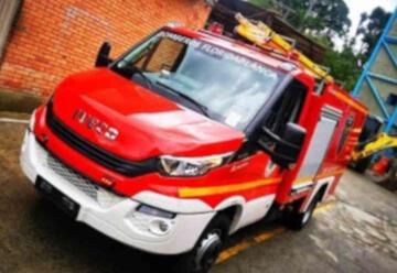 Nueva tecnología contra incendios en Colombia