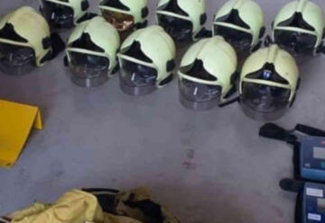 Bomberos Voluntarios de Tunuyán adquirieron equipamiento