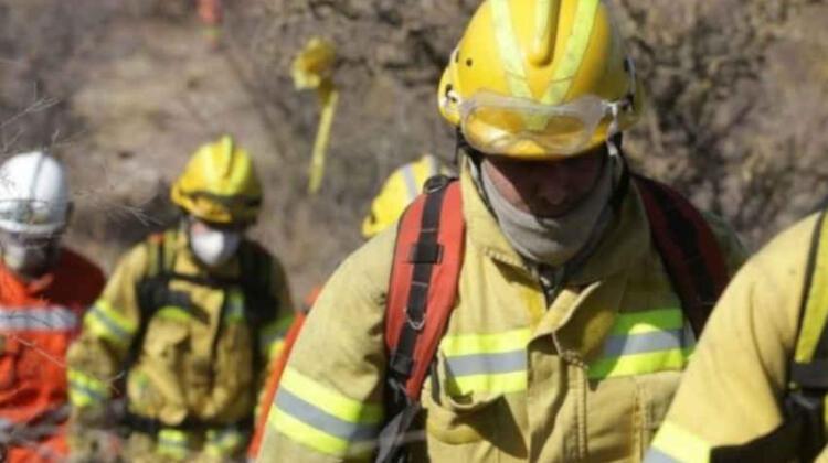 Presentan un proyecto para el retiro universal de bomberos