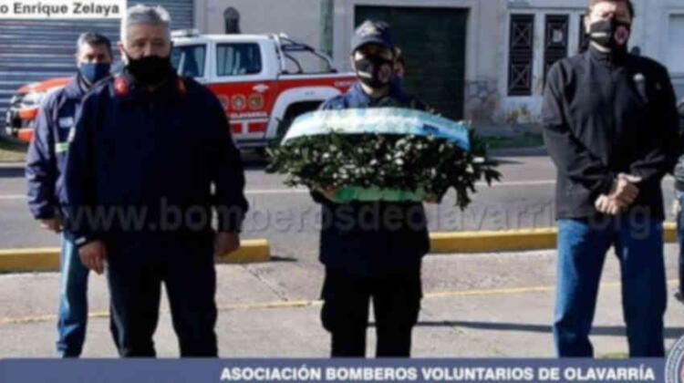 Bomberos de Olavarría celebraron su 71º aniversario