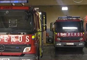 Los Bomberos de Rio Cuarto cuenta con dos nuevos camiones