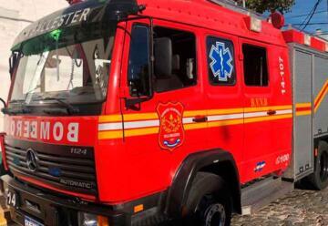 VENTA: autobomba Mercedes Benz 1124