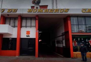 Anuncian nuevo cuartel de Bomberos para Caldera
