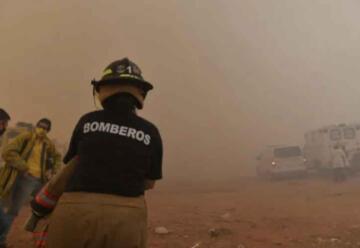 Diputados establecen régimen de seguridad y salud para bomberos