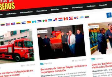 Sumate a Noticias de Bomberos, «Se parte de las noticias»