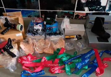 Bomberos Voluntarios de Trenque Lauquen con nuevos equipos