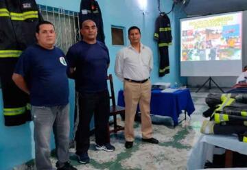 Trabajan en la creación de un cuartel de Bomberos Voluntarios