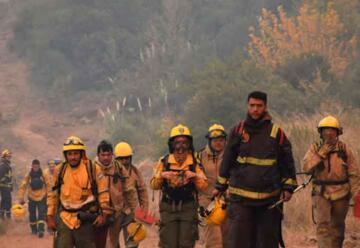 Los bomberos voluntarios tendrán obra social en San Luis