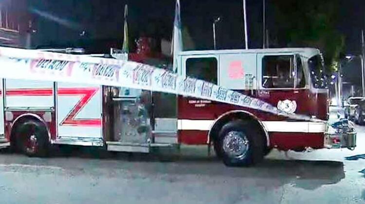 Bombero resulta herido por perdigones en Quilicura por presunto robo