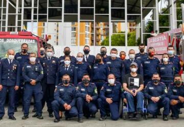 11 de noviembre: Día Nacional del Bombero en Colombia