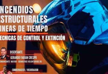 Seminario Online de Incendios Estructurales - Líneas de Tiempo.