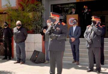Bomberos Voluntarios de Quilmes cumplió 109 años