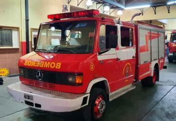 Clasificados VENTA: Autobomba Mercedes Benz 914