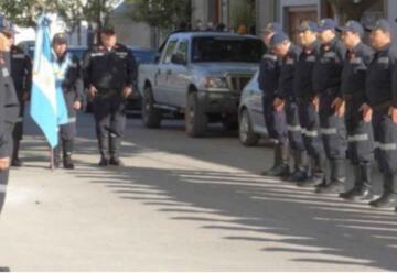 Bomberos de General La Madrid celebran su 59° aniversario