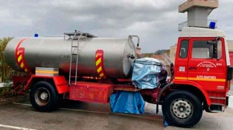 Bomberos Voluntarios de San Lorenzo con nuevo vehículo