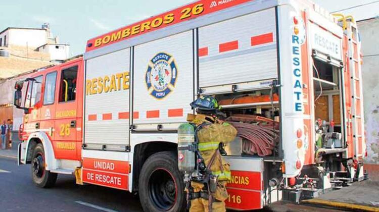 La Libertad tendrá una nueva compañía de bomberos