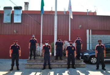 65° aniversario de la fundación de los Bomberos de Florencio Varela