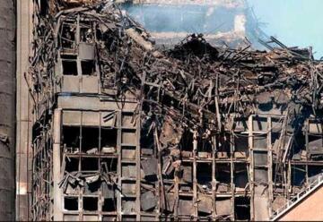 Evaluación de estructuras después de un incendio