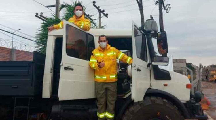 Pueden perder su camión forestal por falta de pago
