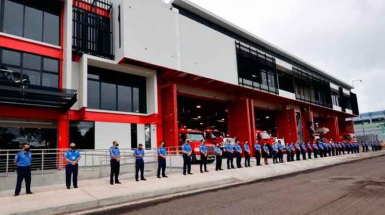 Nuevas estaciones de bomberos en San José