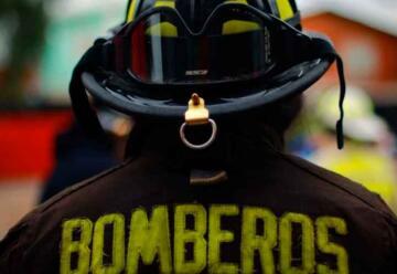 Bomberos de San Fernando protestaron por no pago de subvención