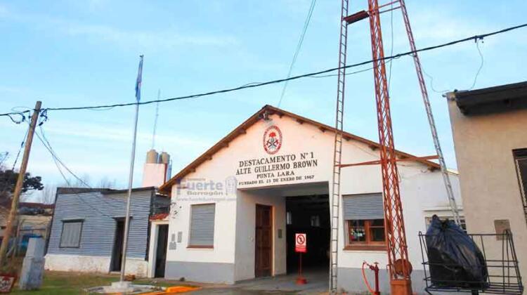 54° Aniversario del Destacamento de Bomberos de Punta Lara