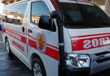 Bomberos Voluntarios se equipan con nuevas ambulancias