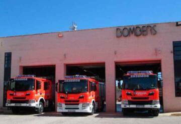 Bomberos de Valencia denuncian falta de ropa de abrigo