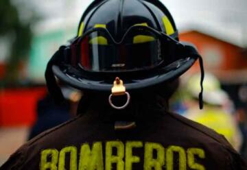 Confirman muerte de bombero en Panguipulli