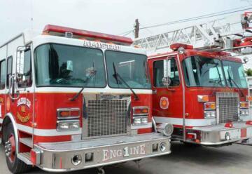 Bomberos tiene déficit de equipo para enfrentar incendios