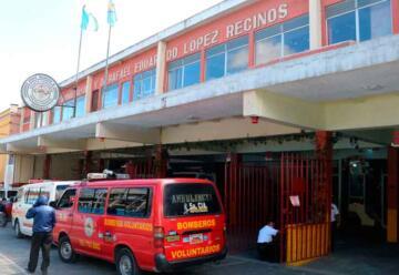Bomberos Voluntarios festejarán 60 años de existencia en Xela