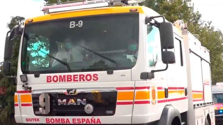 Novena Compañía de Bomberos de Alerce recibió nuevo carro