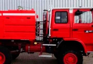 Bomberos Voluntarios de Las Flores adquirió dos vehículos