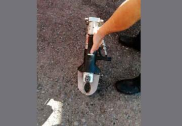 Un ciudadano encuentra y devuelve herramienta a bomberos