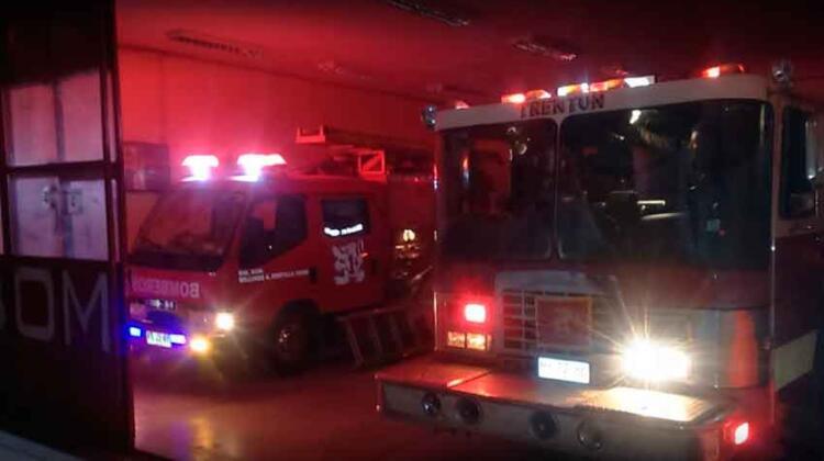 La pugna y el boicot que divide a los bomberos de Arica