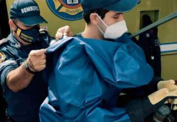 Bomberos de Medellín recibe nuevo equipamiento