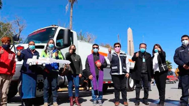Ayuntamiento dota de camión cisterna a Bomberos