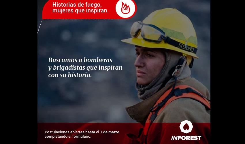 Historias de fuego, Mujeres que inspiran