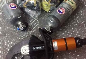 Bomberos de Junín de los Andes adquirió moderno equipamiento