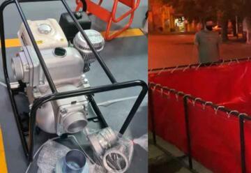 Nuevo equipamiento para Bomberos Voluntarios de Bragado