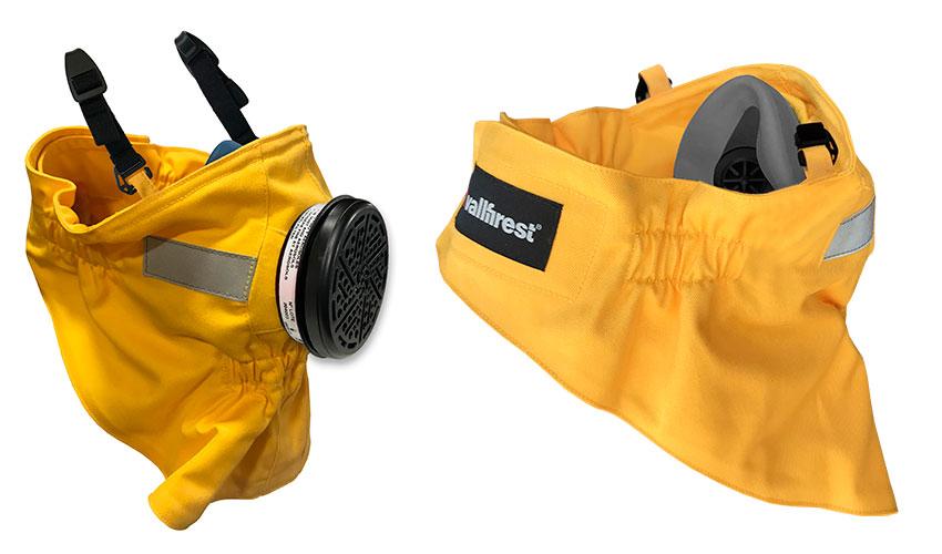 Xtreme Mask: Último avance en protección respiratoria para bomberos