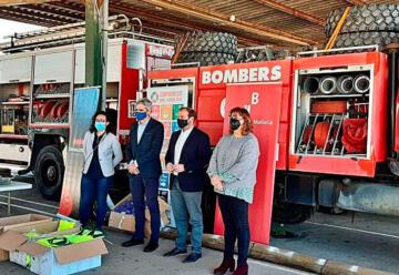 Donan cuatro vehículos al Fondo Mallorquín de Cooperación