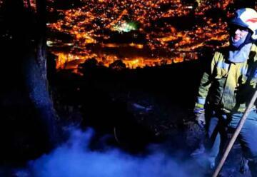 Entregan dotación a cuerpos de bomberos en el Valle de Aburrá