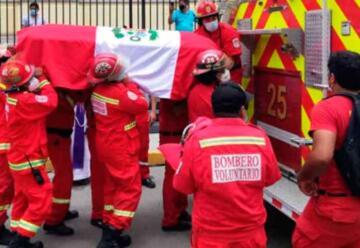 Piura: falleció bombero que dedicó 42 años de su vida a bomberos