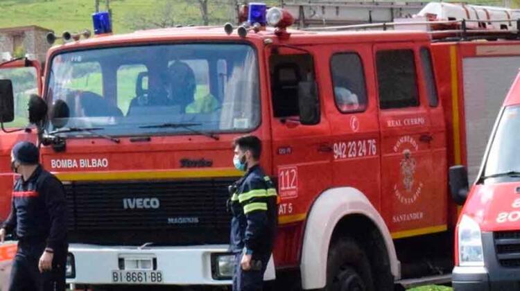 Los bomberos voluntarios obtienen una subvención de 10.000 euros